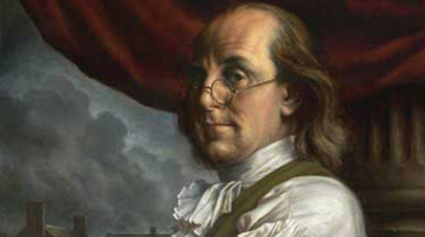 Benjamin Franklin dinner in London, part 2