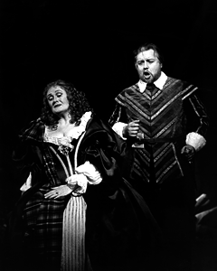 Operatic Baritone, John Rawnsley and his wife, Operatic Contralto, Nuala Willis - Part I