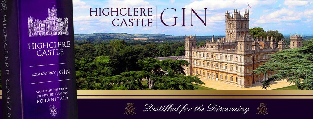Adam von Gootkin, CEO of Highclere Castle Gin