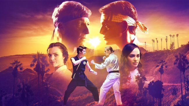 The Phenomenon of Cobra Kai, Part II...with Guests, Martial Arts Experts, Dorri and Yao Li
